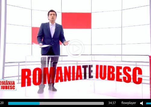 La emisiunea Romania Te Iubesc